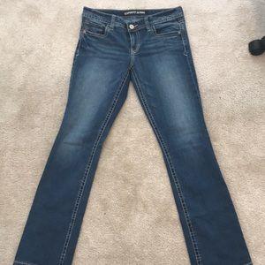 Express Jeans Stella Low Cut